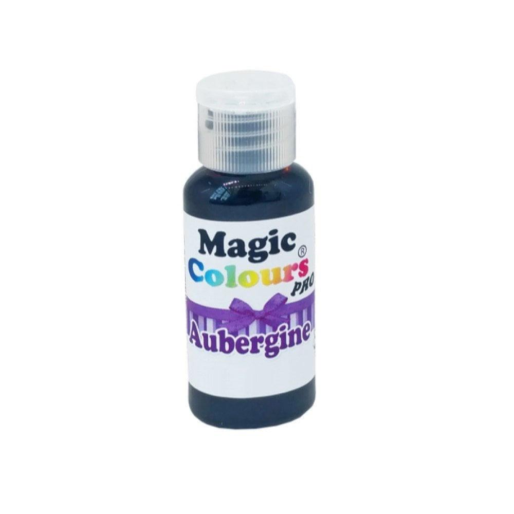 Magic colour aubergine