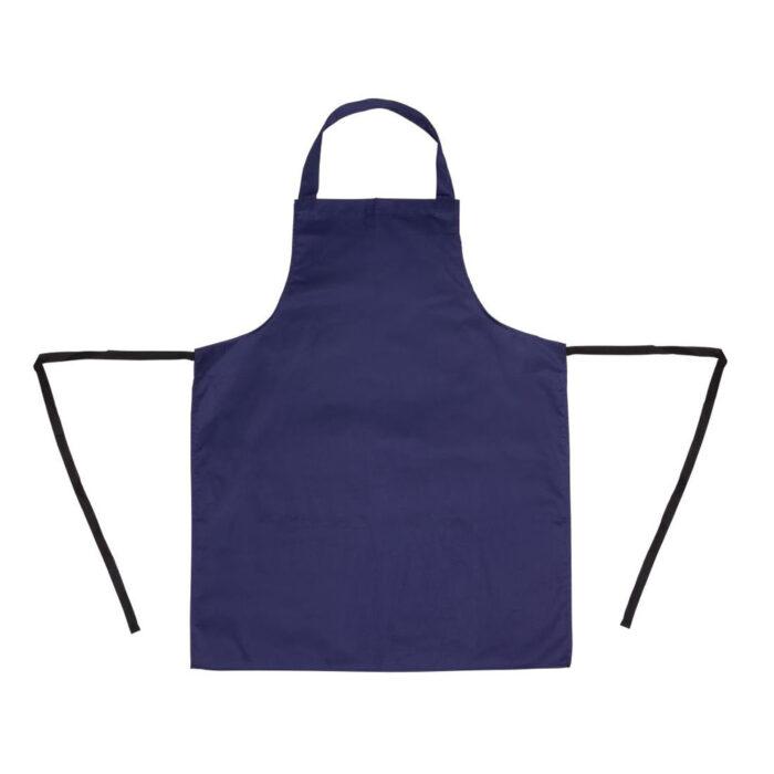 adult apron navy