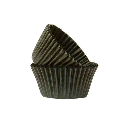 cupcake case black