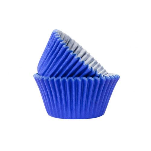 cupcake case blue