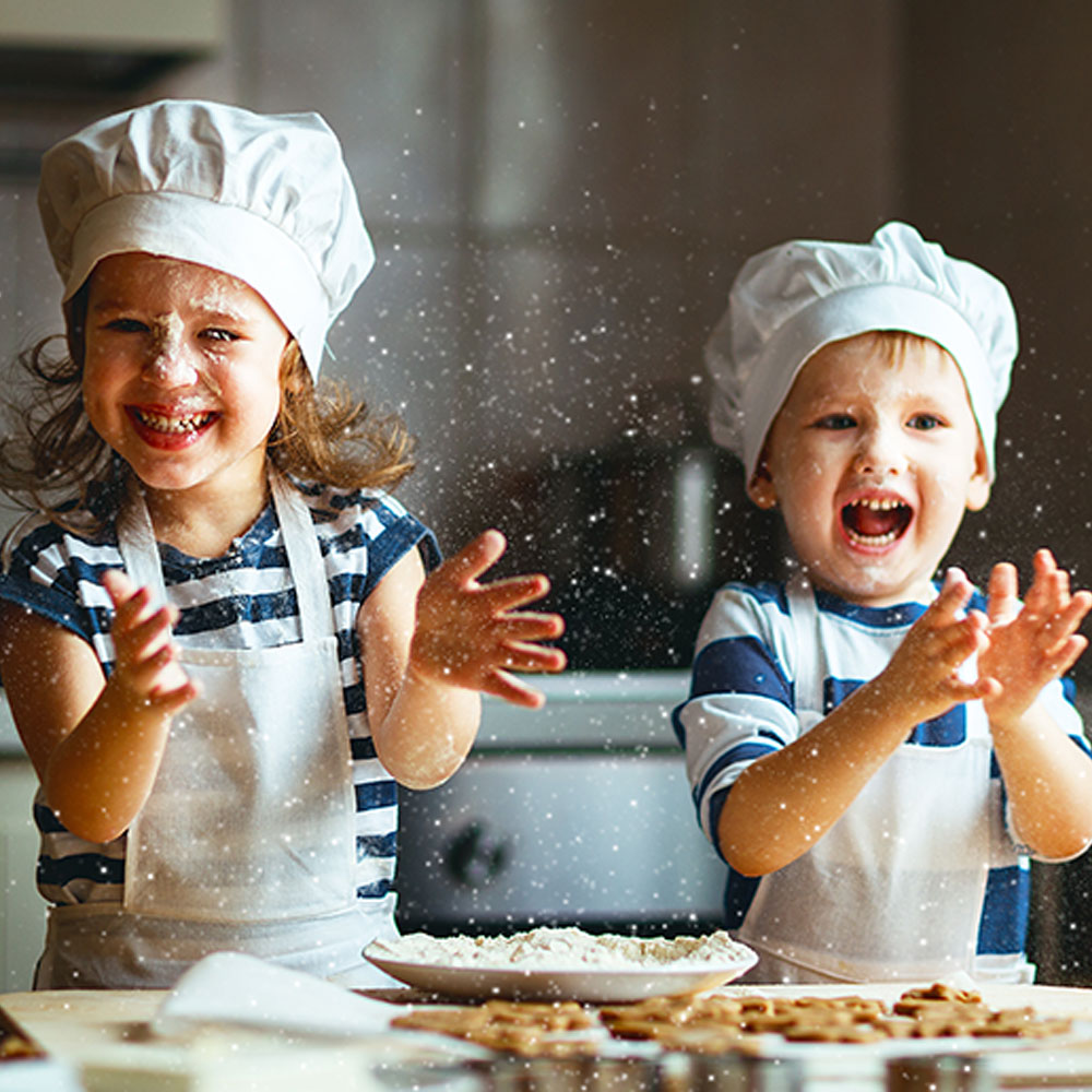 kids caking class