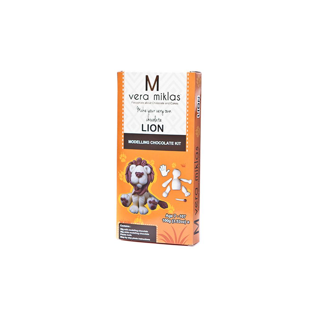 modelling kit lion