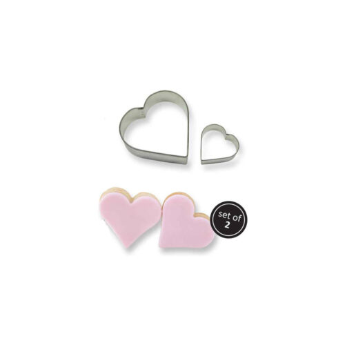 pme heart cookie cutter