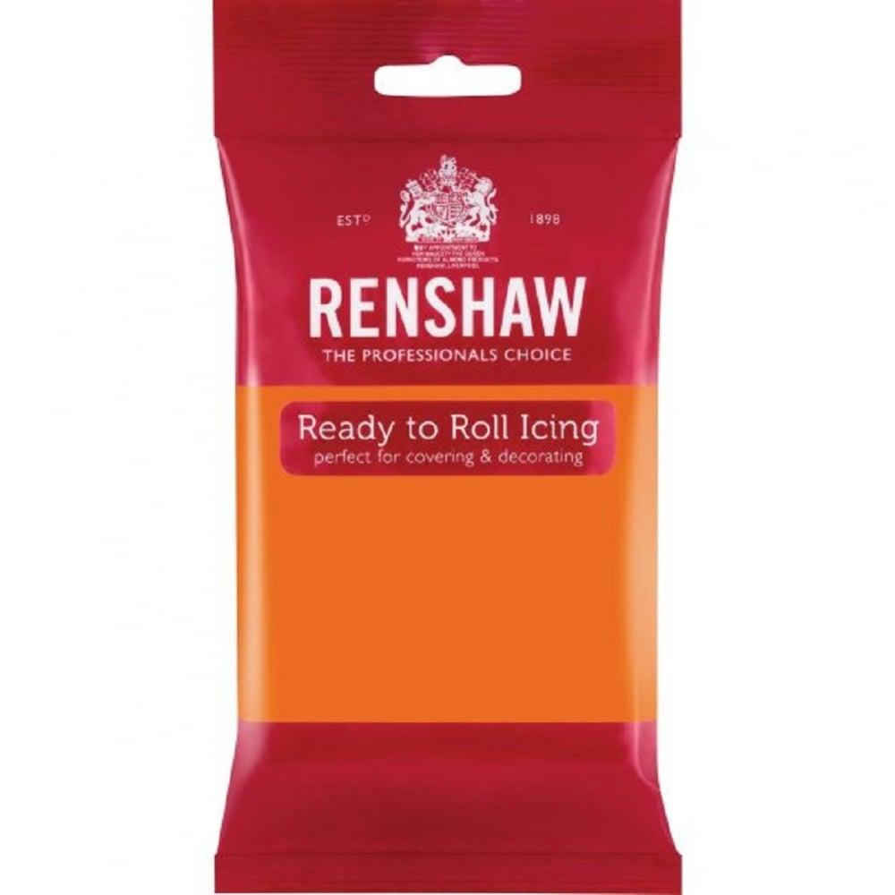renshaw orange