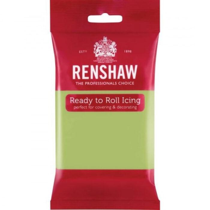 renshaw pastel green