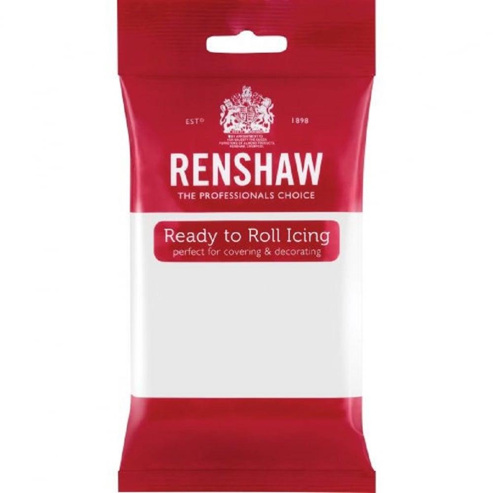 renshaw white sugarpaste
