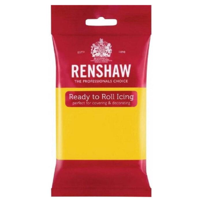 renshaw yellow