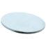 round cake drum silver