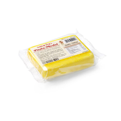 saracino modelling paste yellow
