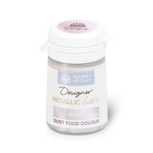 squires kitchen silver food dust