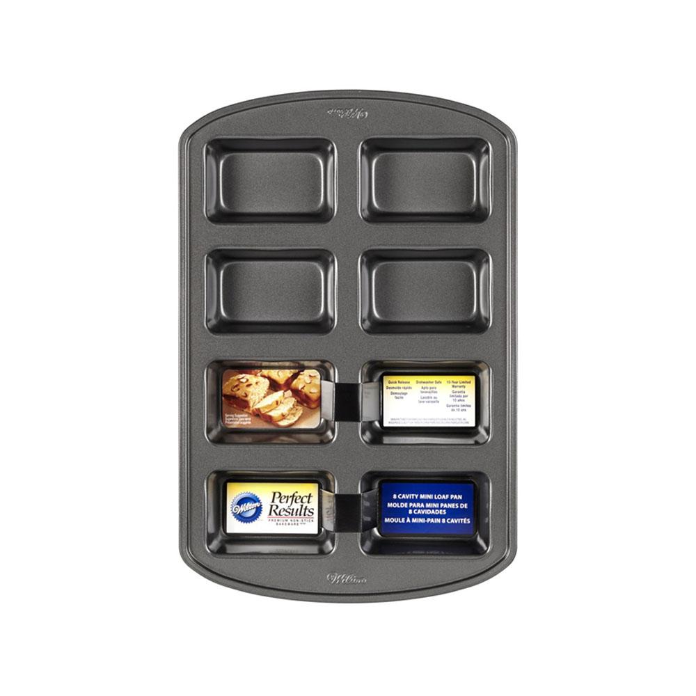 wilton mini loaf tray