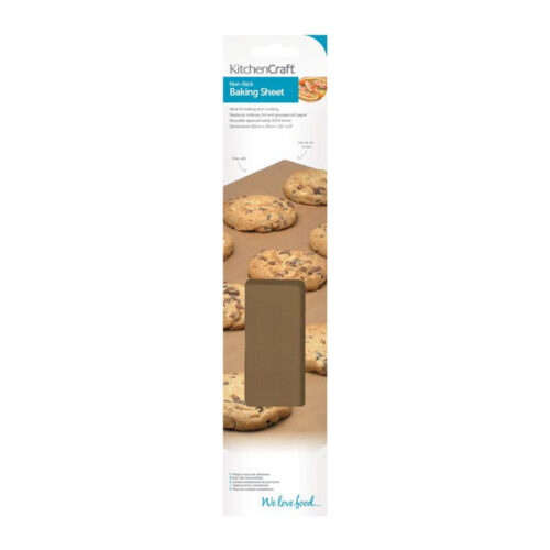 non stick reusable baking sheet