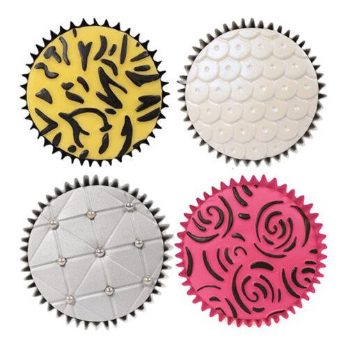 cake star texture mat fashion