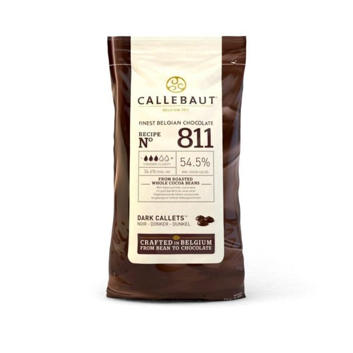 callebaut 54% chocolate