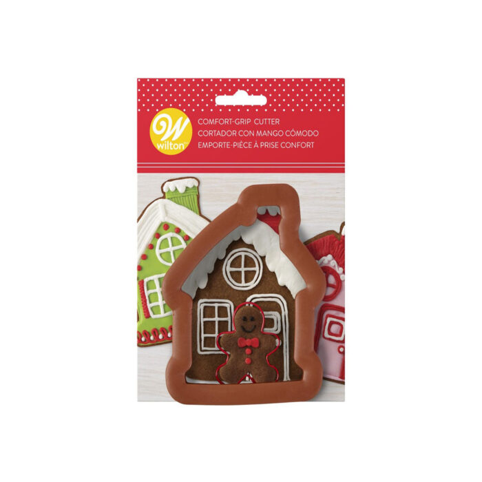 cookie cutter wilton gingerbread house