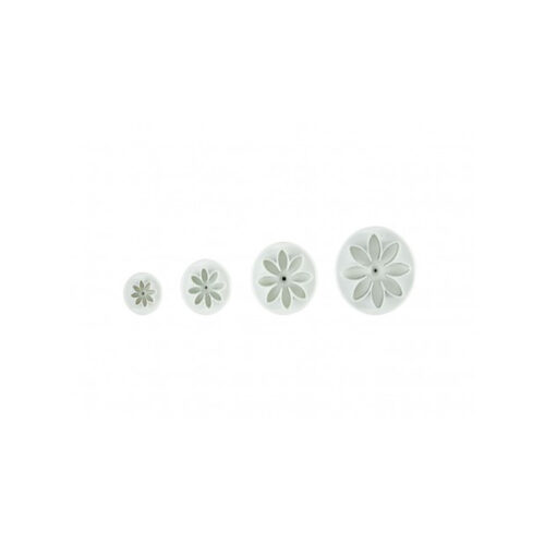 pme daisy set of 4 cutter