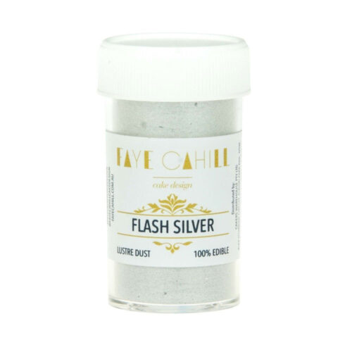 faye cahill flash silver