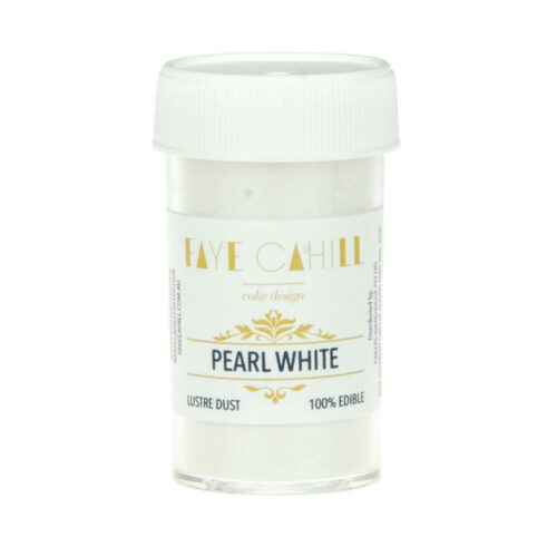 faye cahill pearl white