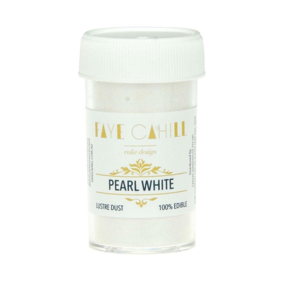 faye cahill pearl white