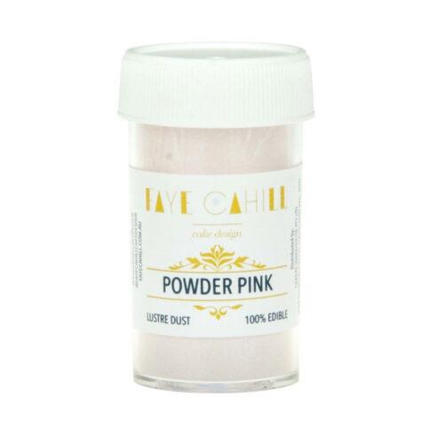 faye cahill powder pink