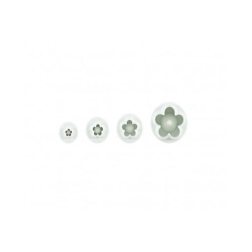 pme flower blossom set of 4
