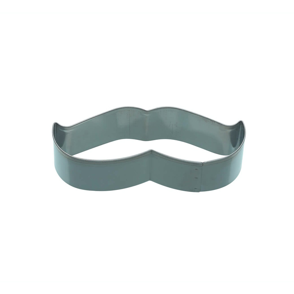 kc cookie cutter moustache 9cm