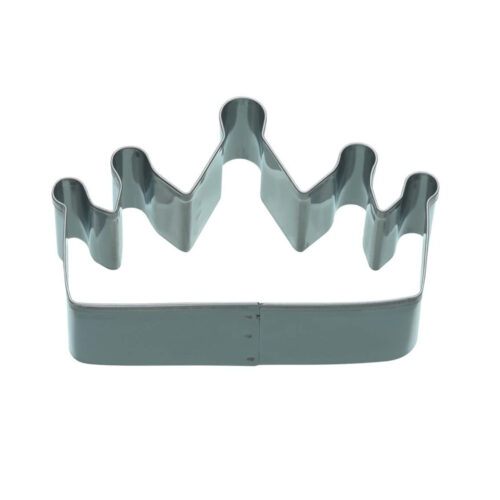 crown cookie cutter 9cm