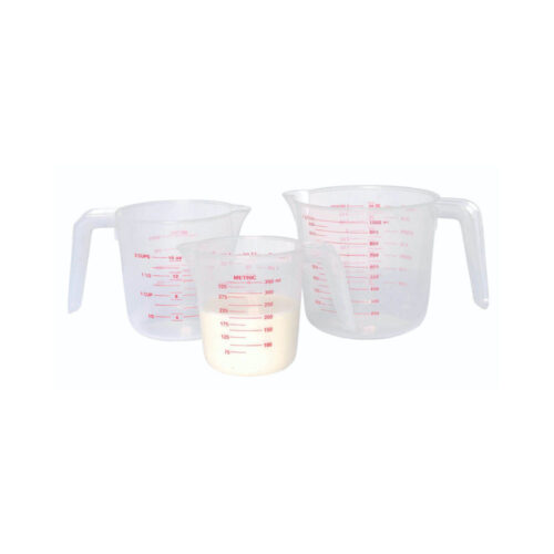 kitchencraft set of three measure jugs