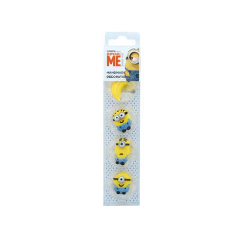 minion sugar pipings