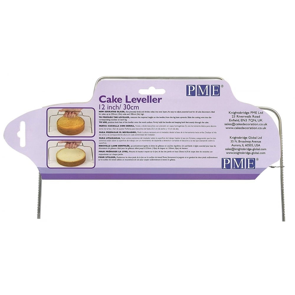 pme cake leveller