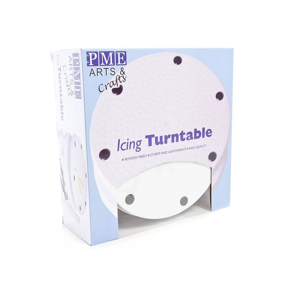 pme cake turntable