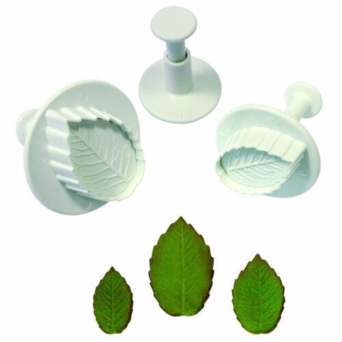 pme leaf cutter set of 3