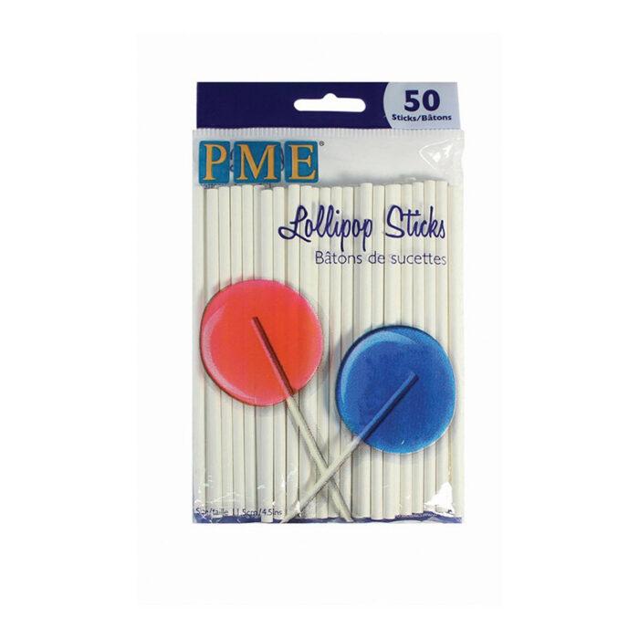 pme lollipop cake pop sticks