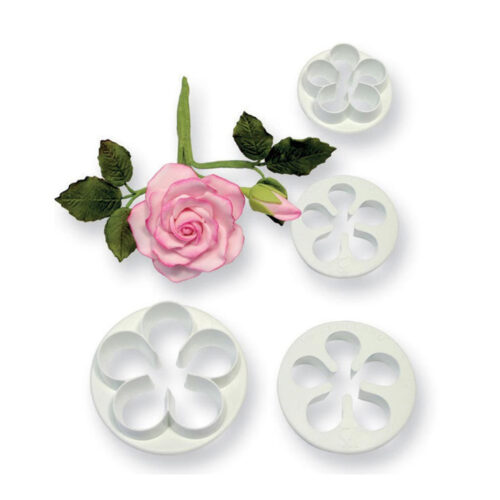pme 5 petal cutter set of 4