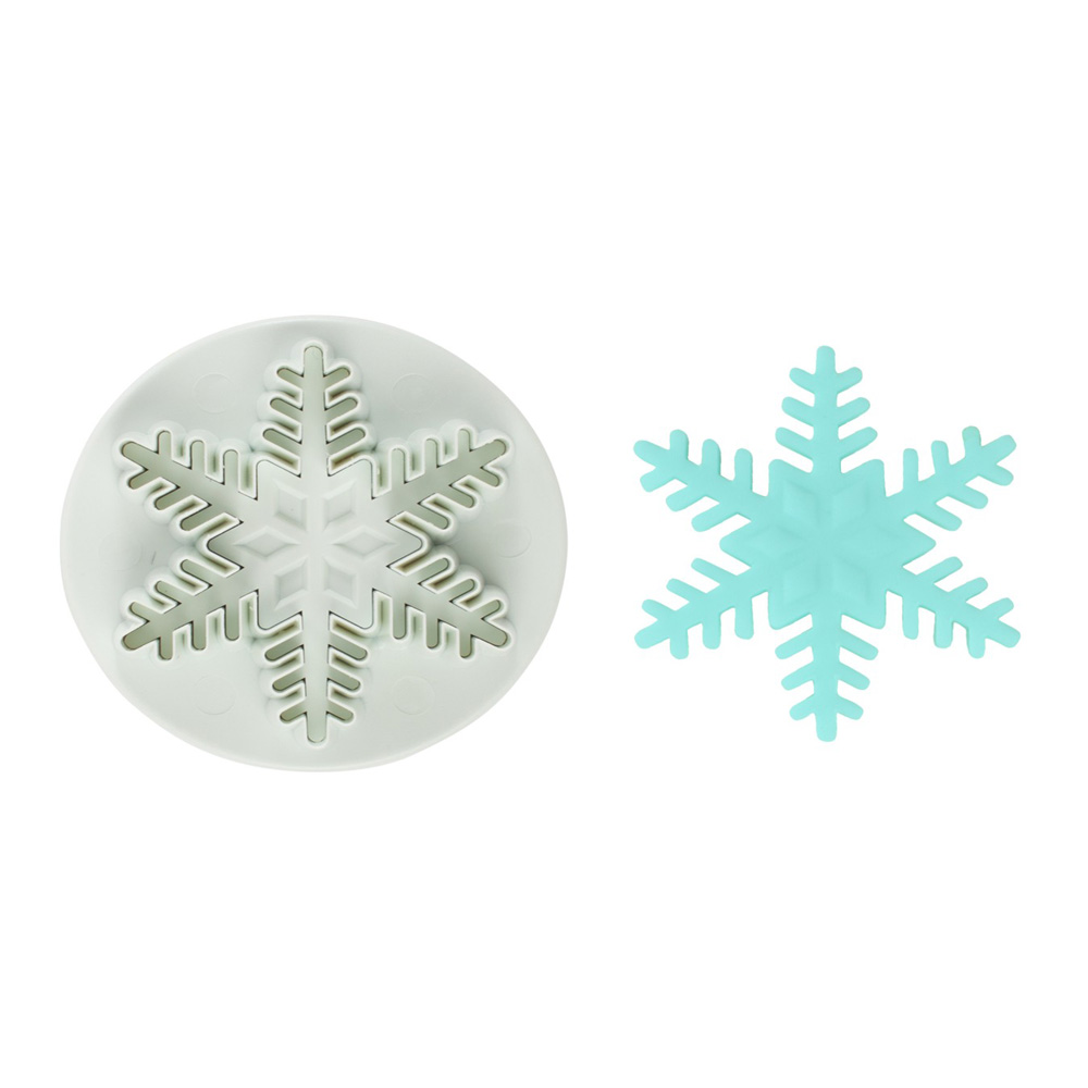 pme snowflake cutter large