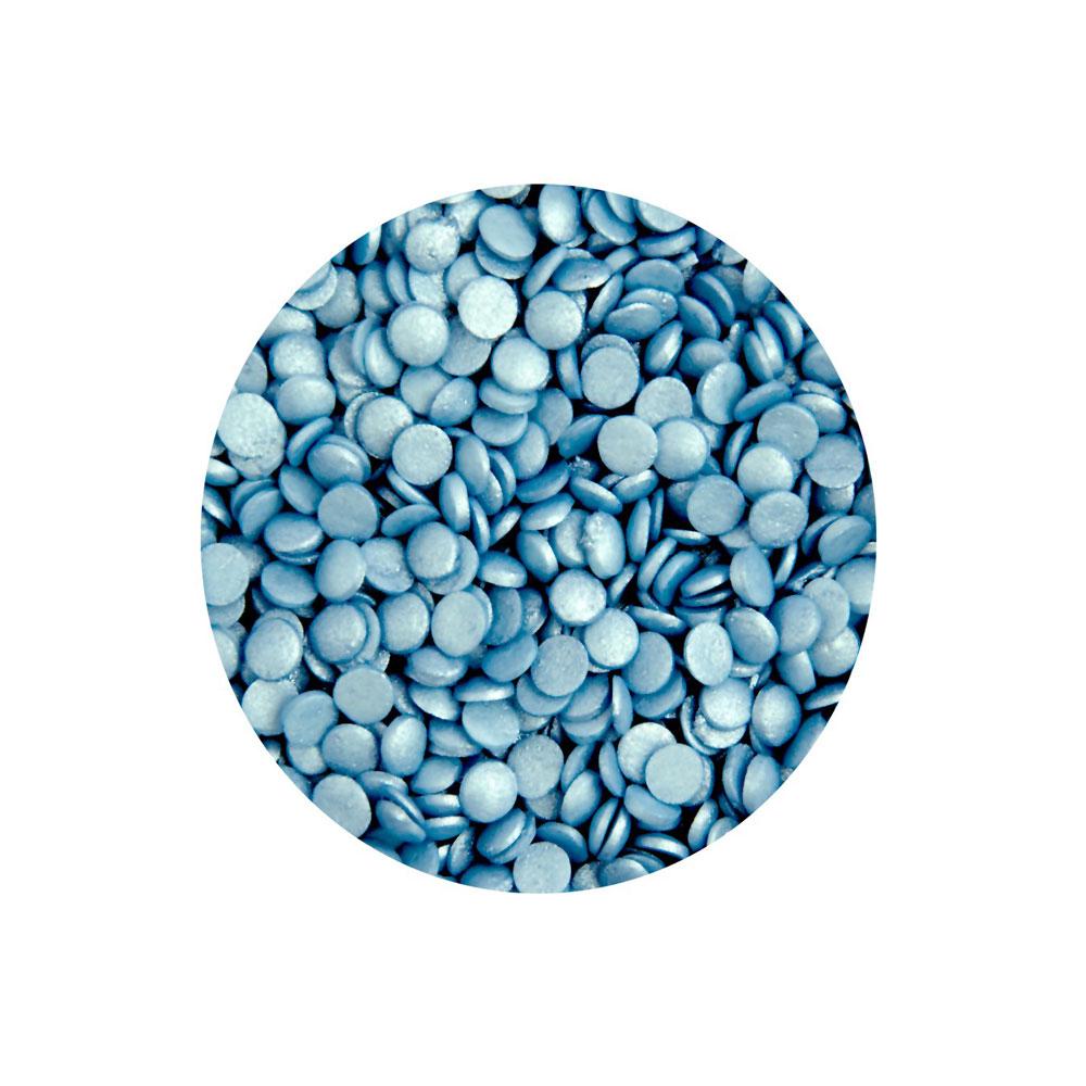 sprinkles confetti blue