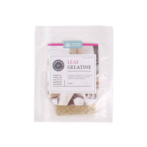 squires kitchn leaf gelatine