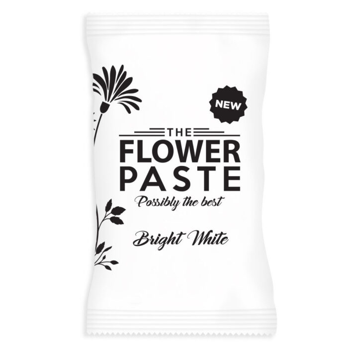 the flower paste white 250g