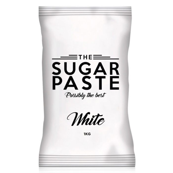 the sugar paste white 1kg