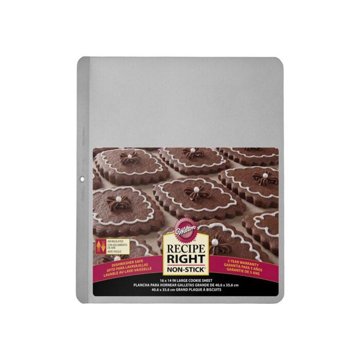 wilton cookie sheet