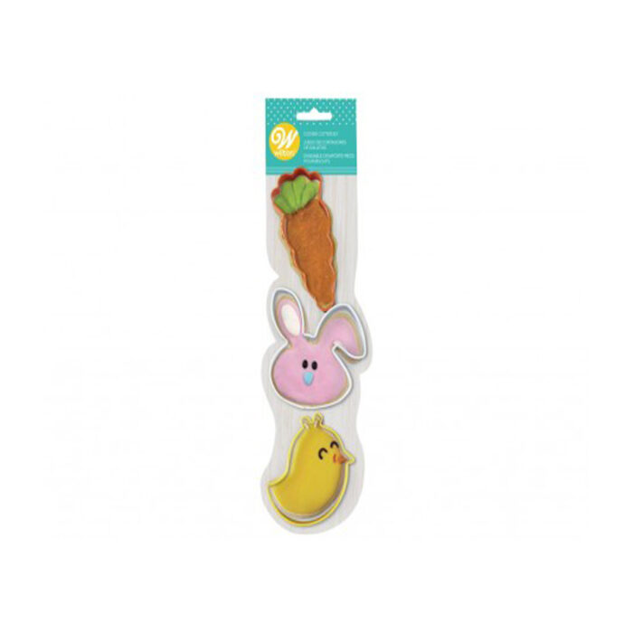 wilton easter cookie cutters