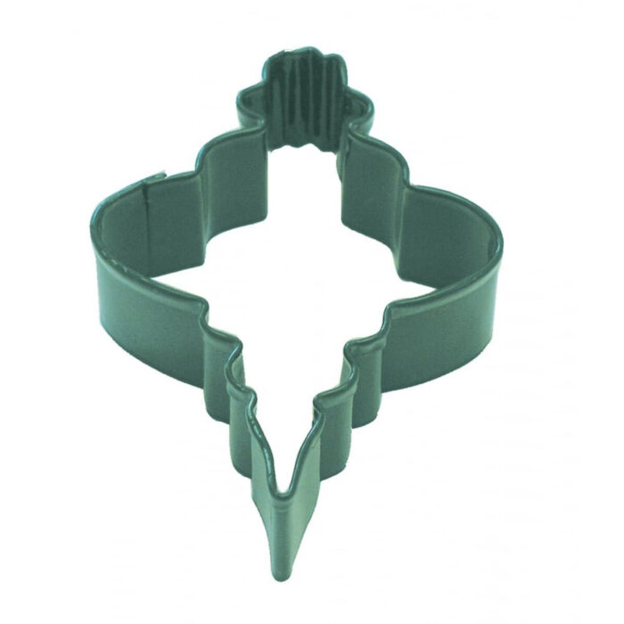 anniversary house decorative bauble cookie cutter