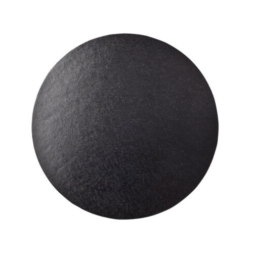 round black cake drum