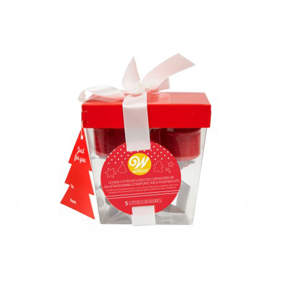 cookie cutter set of 5 box