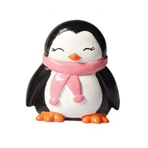 penguin pink