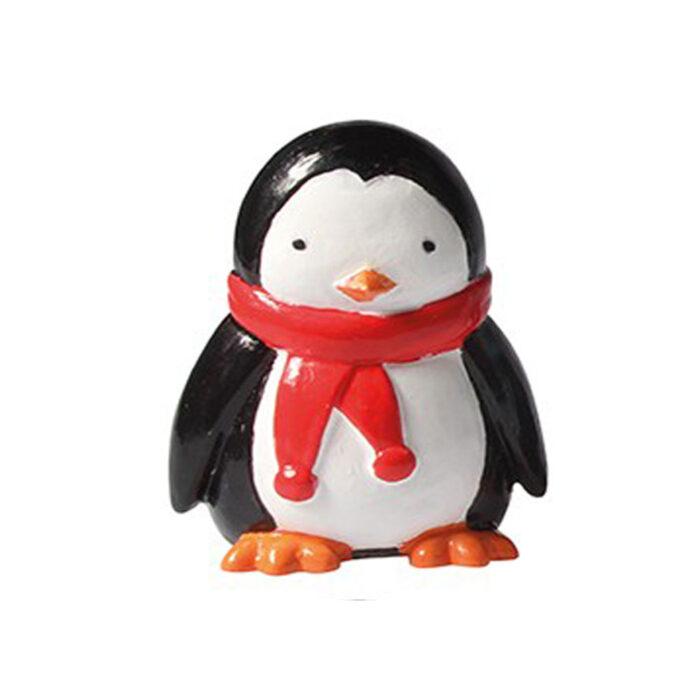 penguin red