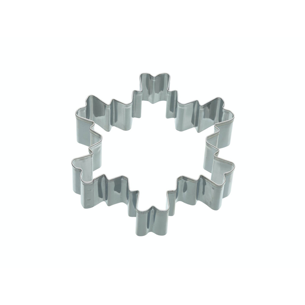 cookie cutter snowflake