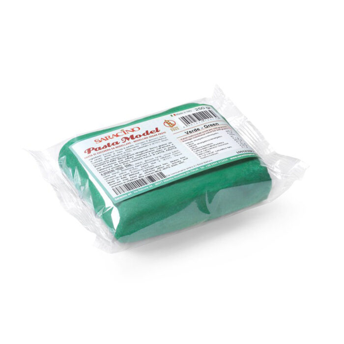 green saracino modelling paste