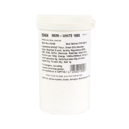 meri white meringue powder