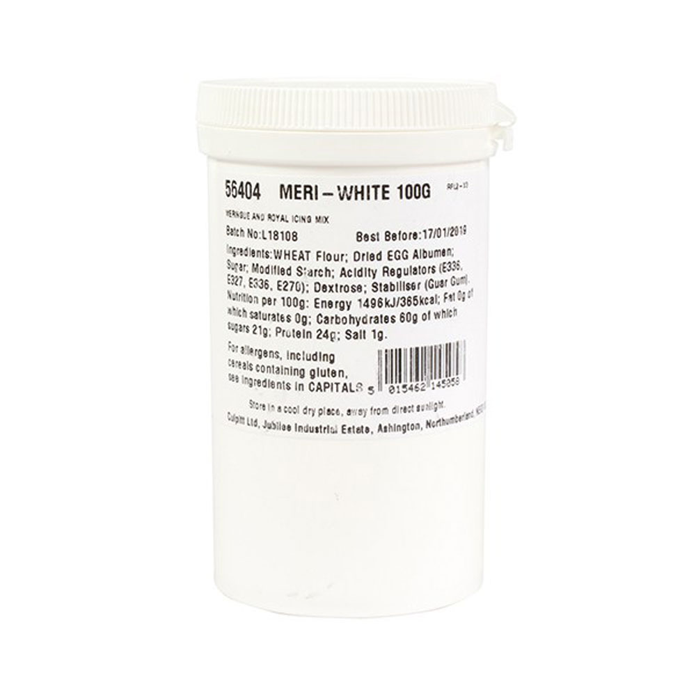 meri white meringue powder